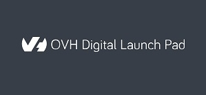Logo d'OVH Digital Launch Pad